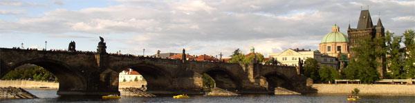 Prag Karls Brücke