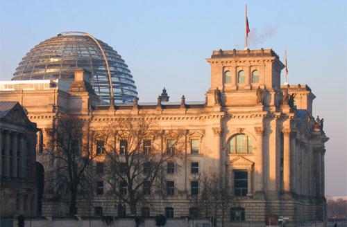 Bild Berlin Reichstag
