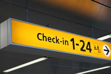 Check-in-Airport