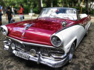 Kuba-Oldtimer