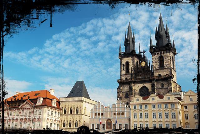 Prag Dom