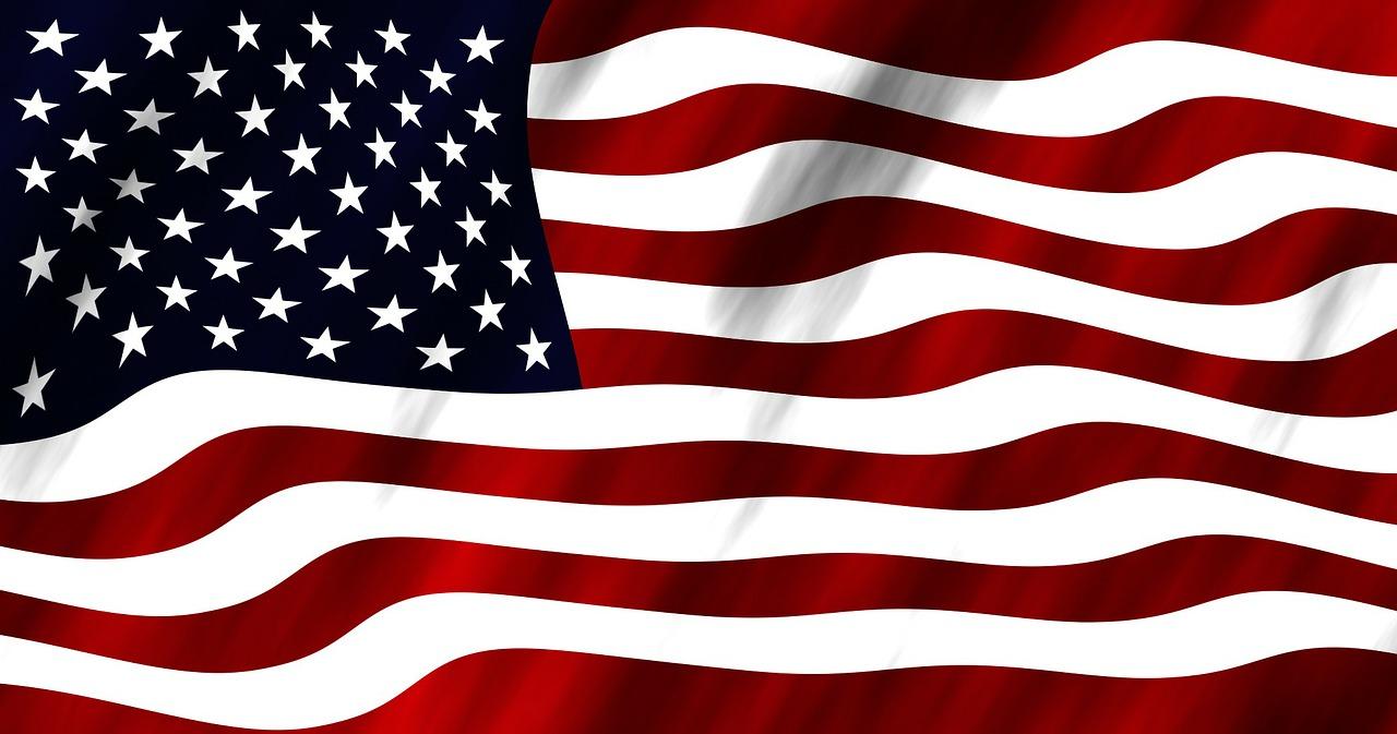 Amerika USA Flagge