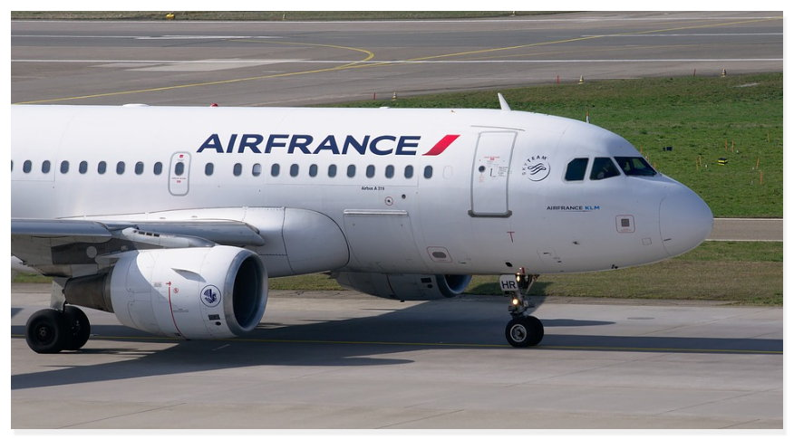 Air France Flugzeug