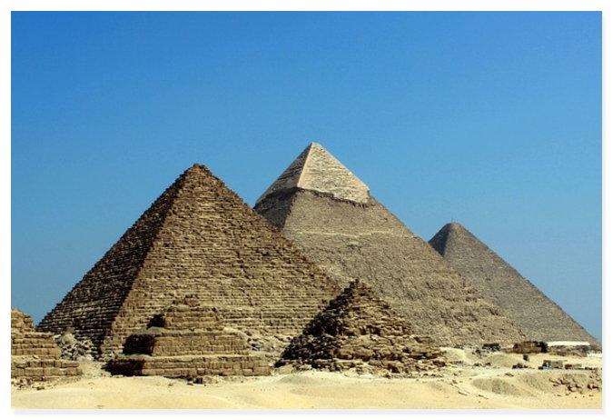 gypten Pyramiden PB 2