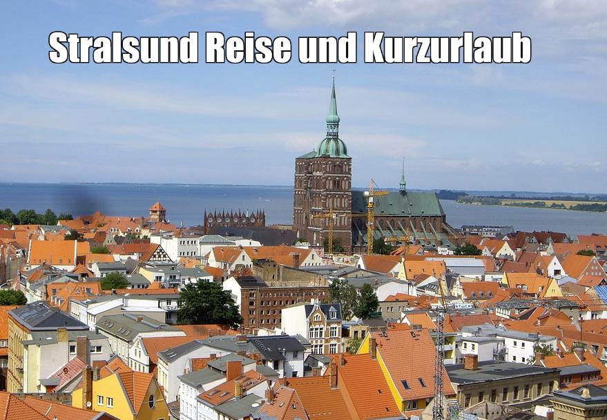 Stralsund Reise